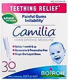 Camilia, Teething Relief, 30 Liquid Doses, .034 fl oz Each