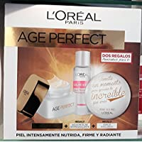 Loreal Age Perfect Hidratante Pieles Maduras 50 ml + Agua micelar 30 ml+ Espejo exclusivo