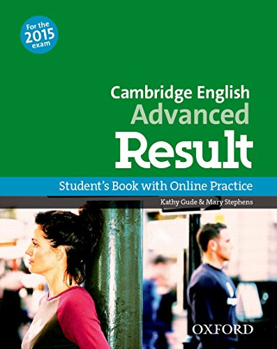 Cambridge English: Advanced Result: CAE Result Student's