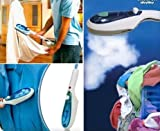 Siddhi Collection Portable Handheld Travel Electric Iron Steam (Multicolour)