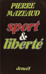 Sport et liberte