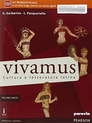 Vivamus. Vol. unico. Per le Scuole superiori. Con e-book. Con espansione online