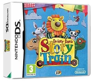 Driver Dan Story Train (Nintendo DS)