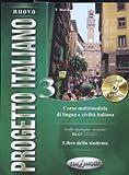 Nuovo progetto italiano. Libro dello studente. Con CD Audio: 3