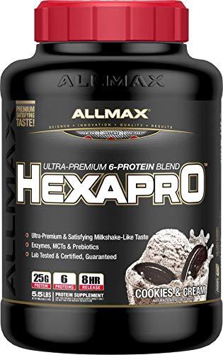Výsledek obrázku pro Allmax Hexapro 1360 g