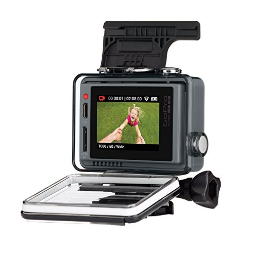 GoPro HERO+ LCD Actionkamera (8 Megapixel, 71,3 mm x 71,1 mm x 39,0 mm) - 3