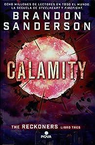 Calamity par Brandon Sanderson