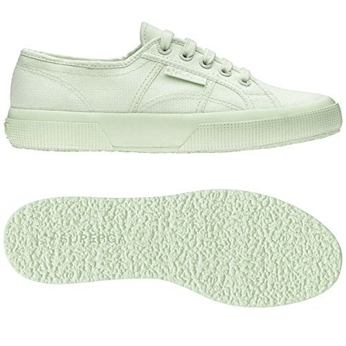 Superga Totale Cotu Mixte 2750 Adulte Menta Classica Basso top aPqra4zx