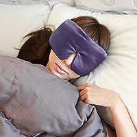 EMVANV Augenmaske aus Reiner Seide, zum Schlafen, weiche natürliche Seide, hautfreundlich, angenehm berührend,... preisvergleich bei billige-tabletten.eu