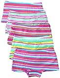 Mädchen Unterhosen 5er Pack Panty Slip Mehrfarbig 116/122