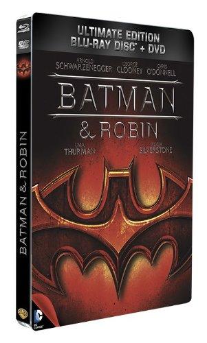 Batman & Robin [Francia] [Blu-ray]
