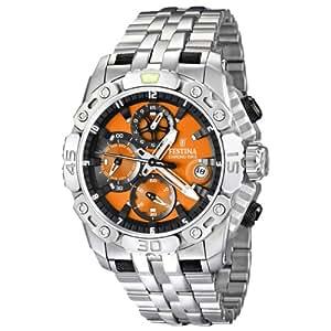 Festina - F16542/7 - Montre Homme - Quartz Chronographe - Bracelet Acier Inoxydable Argent