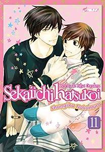 Sekai Ichi Hatsukoi Edition simple Tome 11