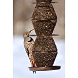 Vogelfutterhaus Fünfstöckiger