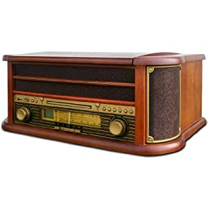 Camry Cr 1111 Radio Aund Schallplattenspieler Mit Cd Mp3