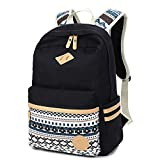 Fresion Unisex Student Backpack Canvas Rucksack School Bags - Best Reviews Guide