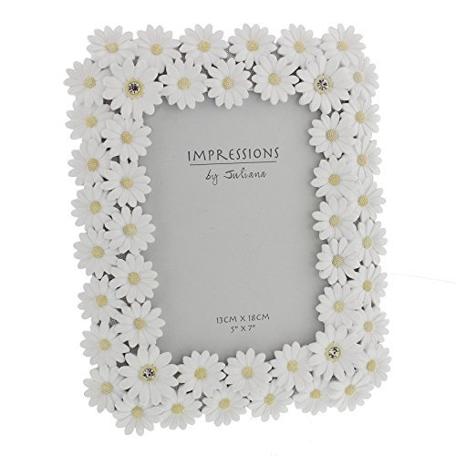 juliana-impressions-tm-luxury-white-daisy-photo-frame-with-crystal-elements-wedding-family-photo-fra