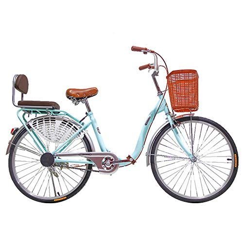 Fahrrad Damen Lightweight Adult City Student Pendler Auto 26 Zoll Single Speed