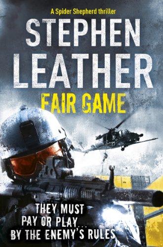 Fair Game (The 8th Spider Shepherd Thriller)