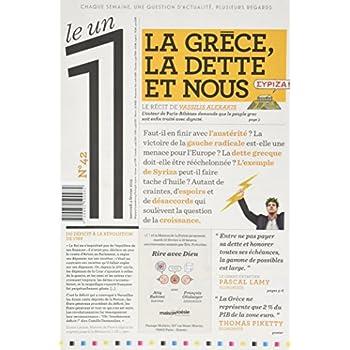 Le 1 - n°42 - La Grèce, la dette et nous