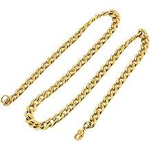 Goldkette herren mit anhänger  Suchergebnis auf Amazon.de für: goldkette herren