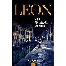 Minuit sur le canal San Boldo de Donna Leon