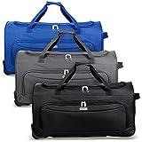 noorsk Geräumige Reisetasche Sporttasche in Verschiedenen Farben