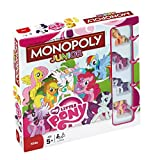 Winning Moves 22736 - Monopoly Junior My little Pony - Englisch