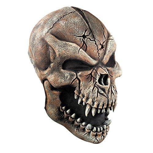 Máscara Calavera Hombre Lobo | Careta Halloween | Antifaz Monstruo | Mascarilla Terrorífica