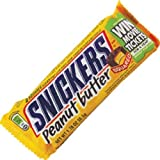Snickers Peanut Butter Squared 1.78 OZ (50.5g)