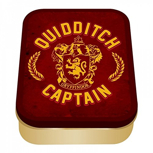 Harry Potter - Blechdosen Collection - 8 verschiedene Varianten - Wappen Logo (Quidditch Captain)