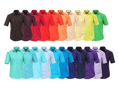 Venti Herren Businesshemd auch große Größen 100% Baumwolle
