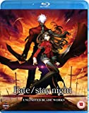 Best Anime Movies - Fate Stay Night: Unlimited Blade Works [Blu-ray] Review