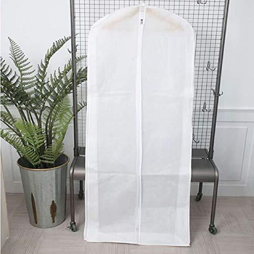 Staubdichter Beutel für Hochzeitskleid, tragbar, mit Reißverschluss und Griff, zum Aufhängen,...