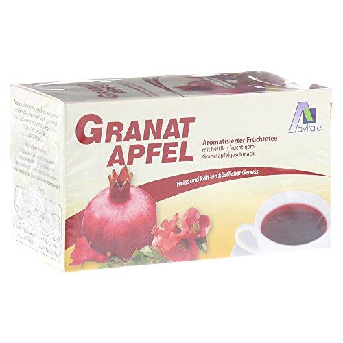 Avitale Granatapfel Tee, 20 St