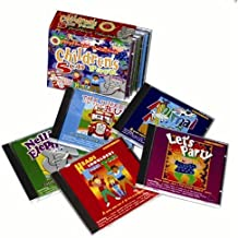 """Playhouse Collection: """"Let's Party"""", """"Animal Magic"""", the """"Wheel's on the Bus"""", """"Nellie the Elephant"""", & """"Heads, Shoulders, Knees and Toes"""""""