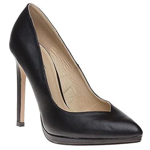 Sole Peridot Damen Schuhe Schwarz