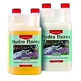 Dünger Hydro Flores A und B (2x) 1L–Canna