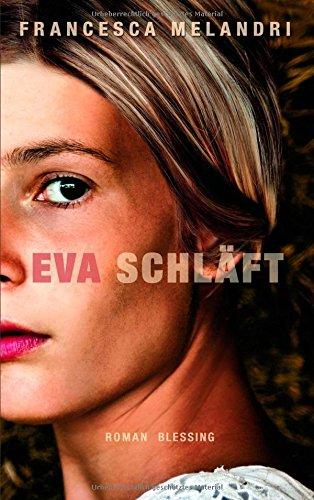 Buchseite und Rezensionen zu 'Eva schläft' von Francesca Melandri