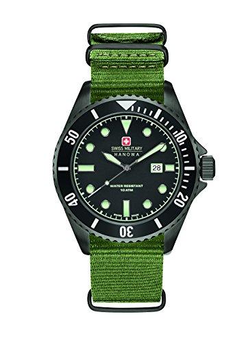 Montres bracelet - Mixte - Swiss Military - 6-4279.13.007