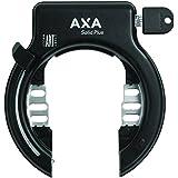 AXA 1 x frameslot solid, zwart.