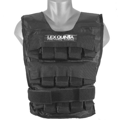 Lex Quinta Gewichtsweste Heavy Duty - 20 Kg
