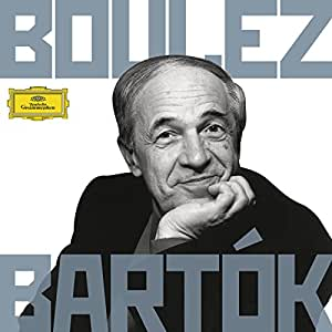 Boulez dirige Bartòk (Coffret 8 CD)