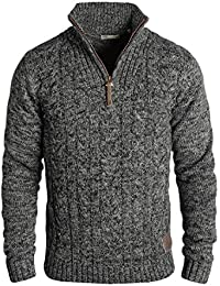 SOLID Pip - Pull en Maille- Homme