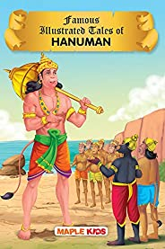 Hanuman Tales (Colourful Pictures) - for kids - Ramayana