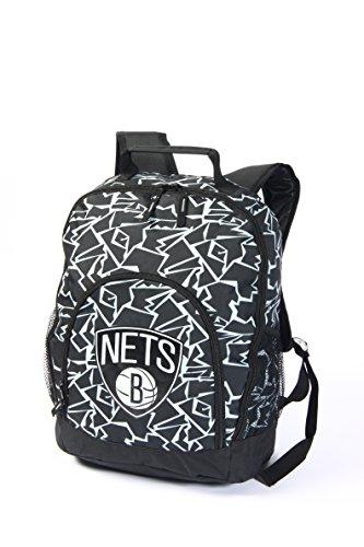 NBA Team Camouflage Backpack Brooklyn Nets