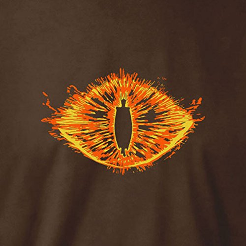 TEXLAB - Das Auge - Langarm T-Shirt Marine