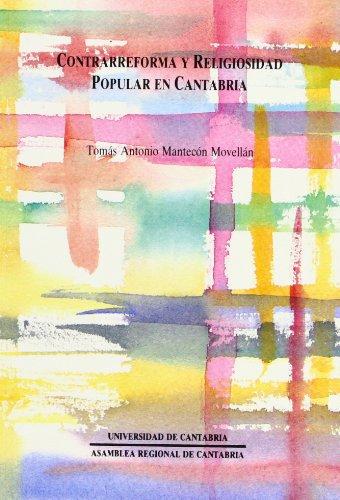 Contrarreforma y religiosidad popular en Cantabria (Difunde)