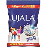 Ujala IDD Detergent Powder - 4 kg with Free Detergent - 1 kg
