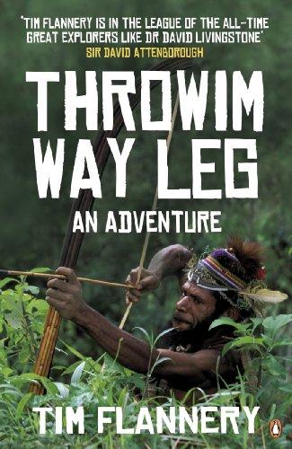 Throwim Way Leg: An Adventure (English Edition)